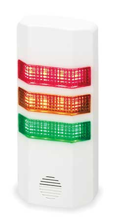 Tower Light, 60 FPM, Green, Orange, Red