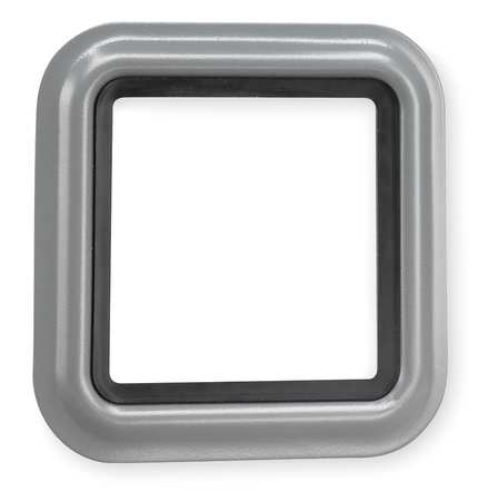 Gasketed Trim Ring,  Gray