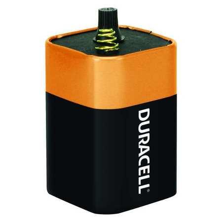 Lantern Battery, Alkaline, 6V, Spring Term