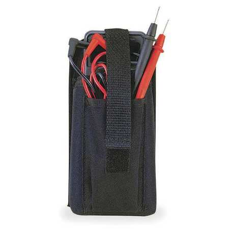 Electrical Meter/Tester Holder,  Black