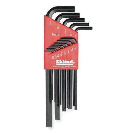Hex Key Set, Pieces 13, S17