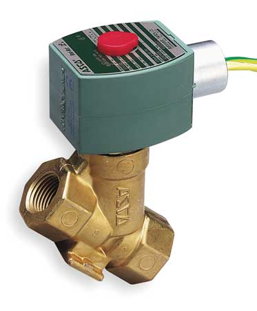 "1/4"" NPT 2-Way Steam Solenoid Valve 120VAC"
