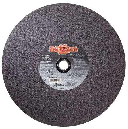 "CutOff Wheel, Z-Tech, 14""x3/32""x1"", 4400rpm"