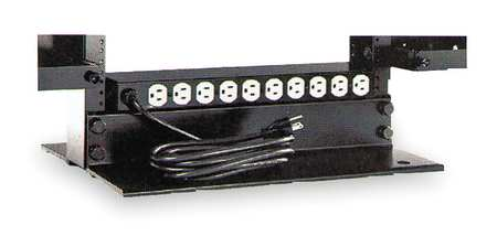 Rack, Power/Surge, 15amp
