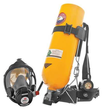 Scott Safety Industrial Scba 30 Min Aluminum