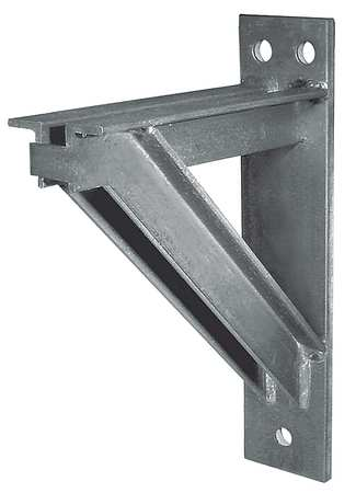 Welded Bracket, Heavy, Length 18 In