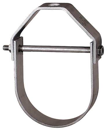Clevis Hanger, Adjustable, Pipe Size 4 In