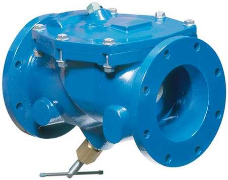 4 Flanged Swing Flex Back Flow Actuator Check Valve