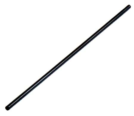 Pin Gage, Plus, 0.034 In, Black