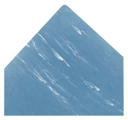 Antifatigue Mat, Blue, 2ft. x 3ft.