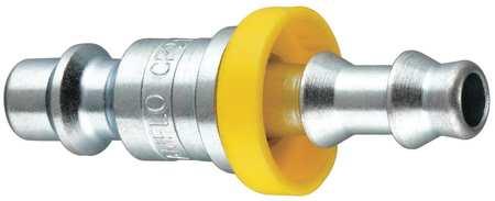 Plug, Barb, 1/4, Steel