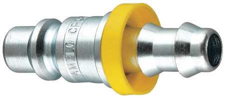 Plug, Barb, 3/8, Steel