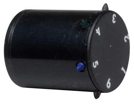 Chart Recorder Printwheel, Multi Color