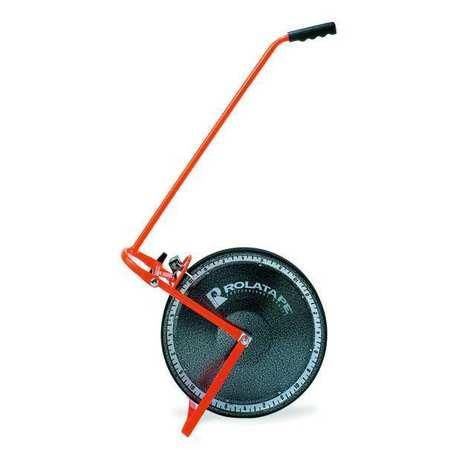 Measuring Wheel, 4 Ft, Disk