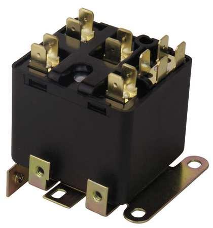 Relay, Magnetic, SPDT,  Coil 240V