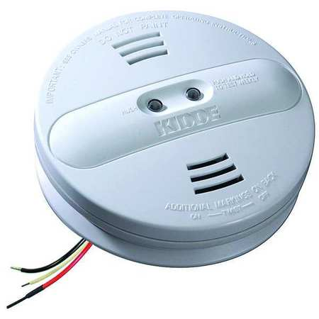 Smoke Alarm, Ionization,  Photoelectric
