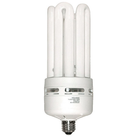 LUMAPRO 60W,  5U Screw-In Fluorescent Light Bulb