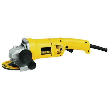Angle Grinder, 5 In, No Load RPM 10000