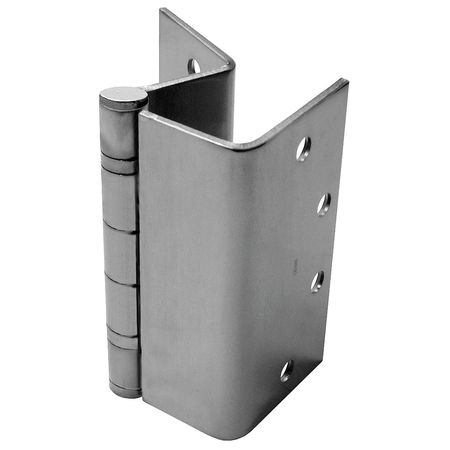 Swing Clear Hinge, Steel, 90 Deg