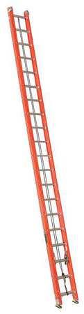 Extension Ladder, Fiberglass, 40 ft.