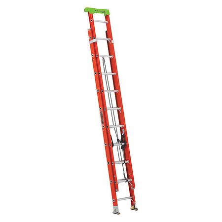 Extension Ladder, Fiberglass, 20 ft., IA