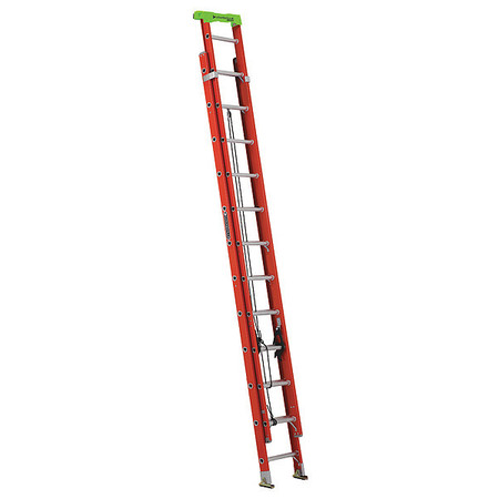 Extension Ladder, Fiberglass, 24 ft., IA