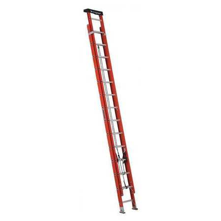 Extension Ladder, Fiberglass, 28 ft., IA