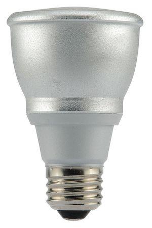 LUMAPRO 9W,  PAR20 Screw-In Fluorescent Light Bulb