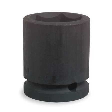 Impact Socket, 1/2In Dr, 22mm, 6pts
