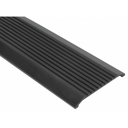 Saddle Threshold, Fluted Top, 4 ft.