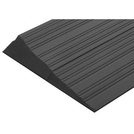 ADA Ramp, Rubber,  6 x 72 In