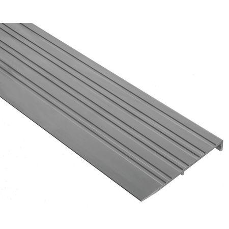ADA Ramp, Aluminum,  4 x 48 In