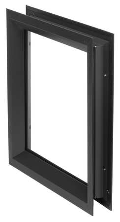 Window Frame Kit, H. 12 In,  W. 12 In