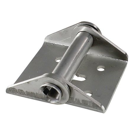 Garage Door Hinge, 3 In H, PK4