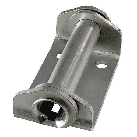 Garage Door Hinge, 1-1/2 In H, PK4