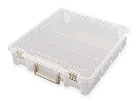 "Compartment Box,  15"" W x 14"" L x 3-1/2"" H"