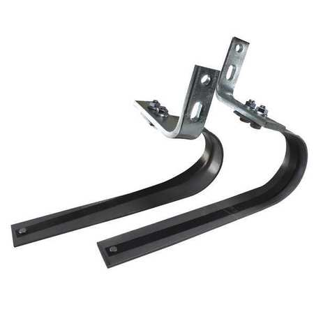 Leaf Bumper With Brackets, PK2