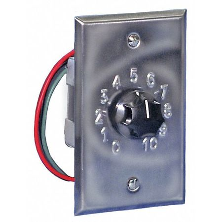 Rotary Volume Control, Wall Mount