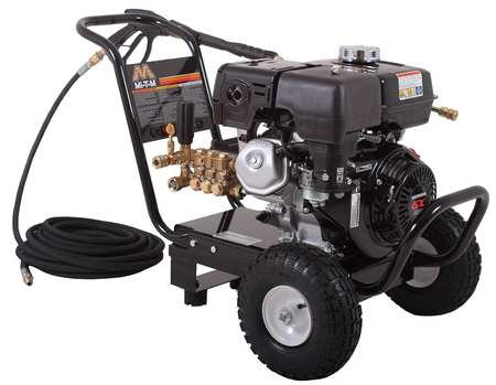 3400 psi 3.0 gpm Cold Water Gas Pressure Washer