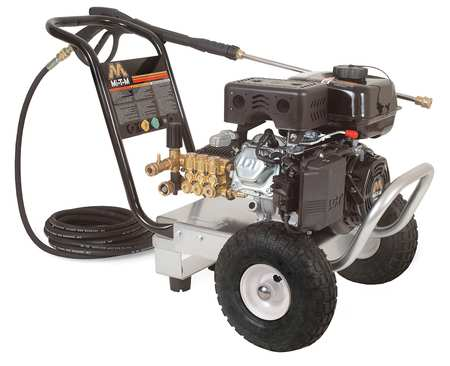 3500 psi 2.8 gpm Cold Water Gas Pressure Washer