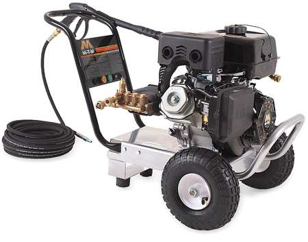 4000 psi 3.4 gpm Cold Water Gas Pressure Washer