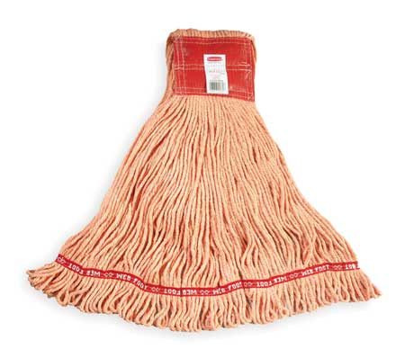 Shrinkless Wet Mop, String, Loop