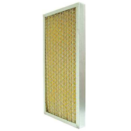 "High Capacity Pleated Filter,  16x25x2"",  MERV 7"