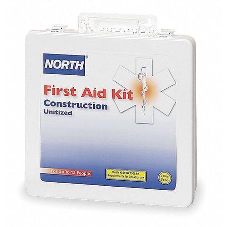 First Aid Kit, Unitized, 160Pcs, 12 Ppl