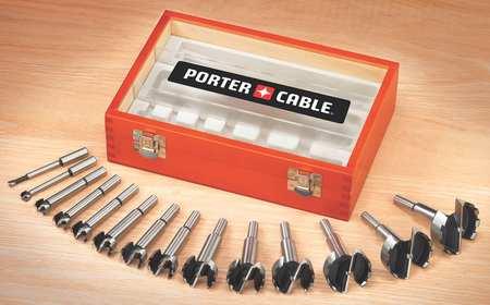 Forstner Bit Set, 14 Pcs,