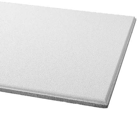 "Acoustical Ceiling Tile 24""X24"" Thickness 3/4"",  PK12"