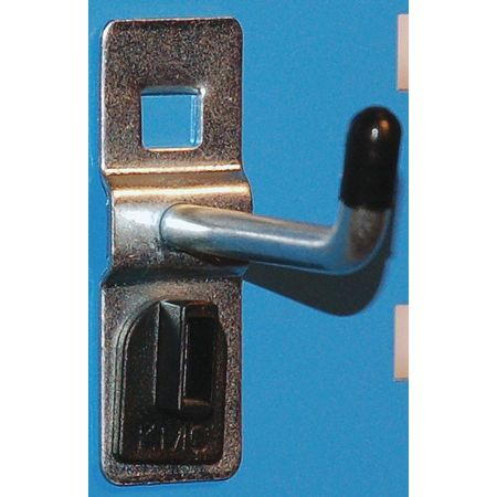 Single Rod Hook, L 3 In, PK10