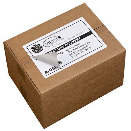Avery Avery Internet Shipping Labels With Trueblock Technology For