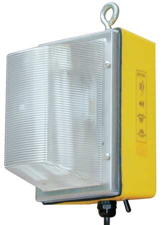 6300 Lumens,  High Pressure Sodium Temporary Job Site Light