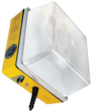 8500 Lumens,  Metal Halide Temporary Job Site Light